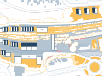 Freiraumplanung im Bereich Bahnhof Selb-Stadt