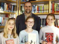 Hannah Bayreuther gewinnt den Schulentscheid