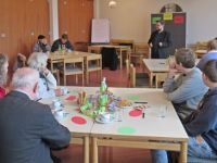 Offene Diskussion in der Christuskirche