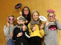 Die Realschule erstrahlt in den deutsch-französischen Farben