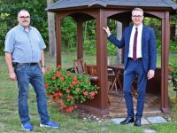 Silberbach: Thomas Rohstock bleibt Ortssprecher