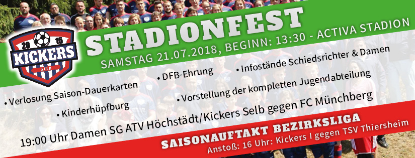 kickers Stadionfest